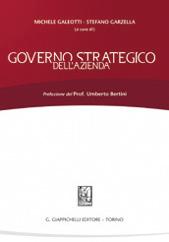 Governo strategico dell'azienda.
